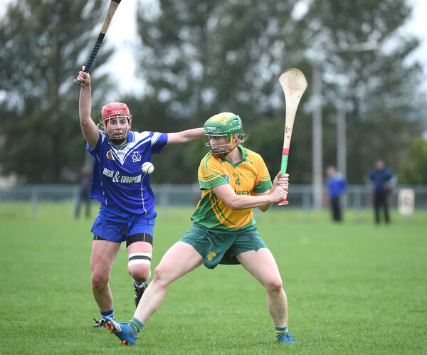 Briege Corkery still plays at club level with Cloughduv. Picture: Larry Cummins