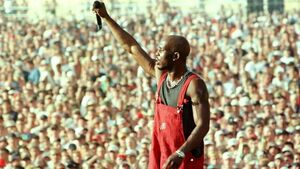 With DMX critical, his music lives on