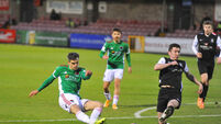 Athlone strike late to condemn Cork City to another defeat