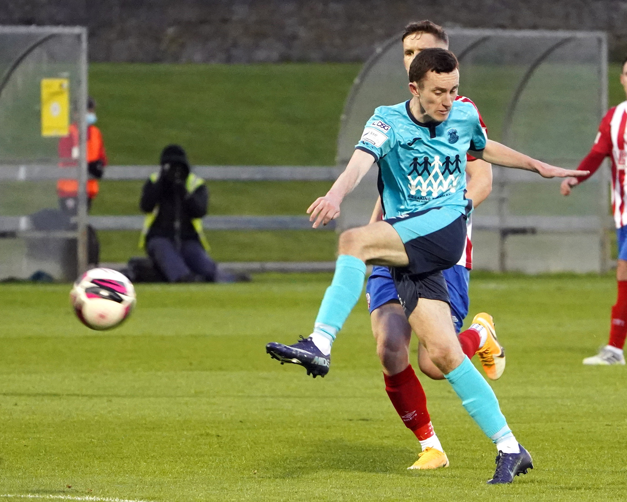 Cobh Ramblers battle back to secure draw on the road to Treaty United
