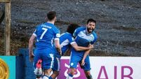 Late Webster goal sees Finn Harps dispatch Waterford in Ballybofey