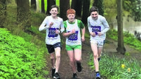 Macroom trio in 40-day run for charity