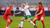 Belgium v Republic of Ireland - Women's International Friendly