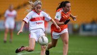 Armagh v Cork - TG4 All-Ireland Ladies Football Senior Championship Group 1 Round 3