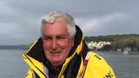 Courtmacsherry Lifeboat crew member retires after 44 years