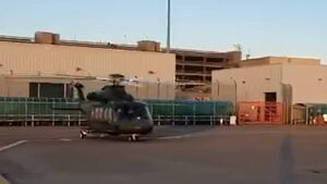 Watch: Air Corps confirms military exercise in Cork last night