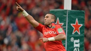 Simon Zebo 'thrilled and honoured' to come home to play for Munster