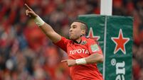 Munster v Racing Metro 92 - Heineken Cup Pool 1 Round 6