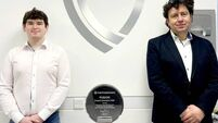 Cork business wins innovation award for developing new robot