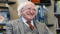 President Michael D Higgins and Johnny Sexton among Late Late guests