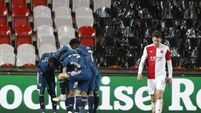 Arsenal ease past Slavia Prague to book Europa League semi-final