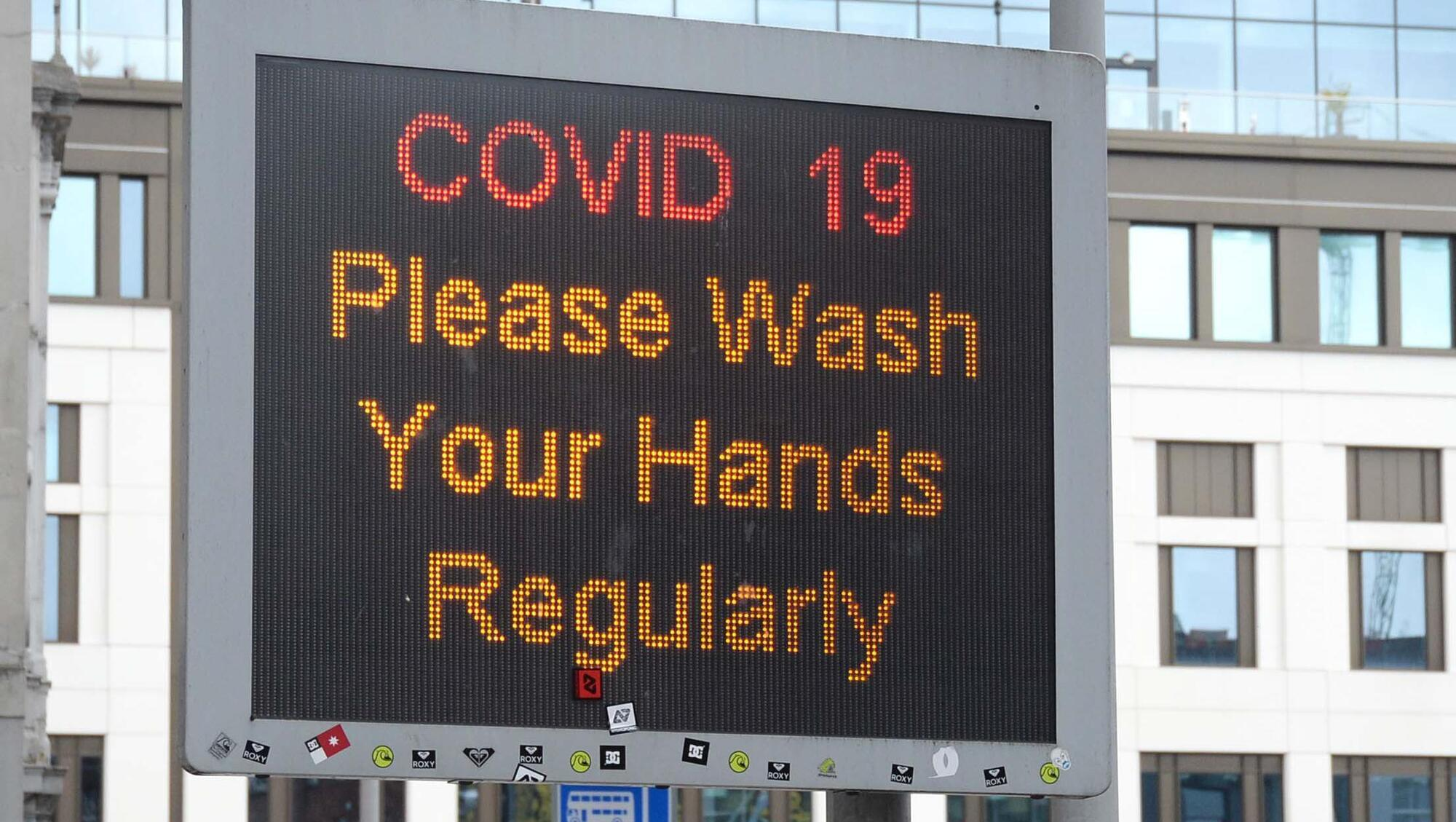 New data shows decrease in Covid-19 cases across some areas in Cork