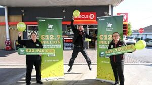 Shop that sold €12.7m winning Lotto ticket is revealed