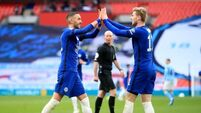 Hakim Ziyech fires Chelsea past Manchester City to book FA Cup final spot