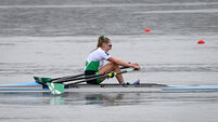 Lydia Heaphy finishes 6th in the Lightweight Women's Single Scull A Final 11/4/2021