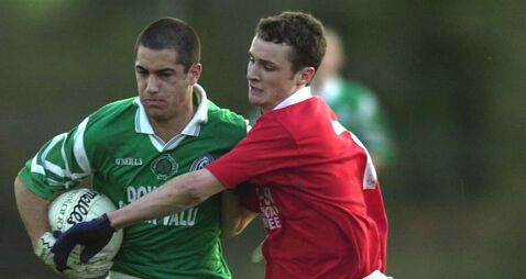 Former Ballincollig dual player Robert Ryan loved pulling on the green jersey