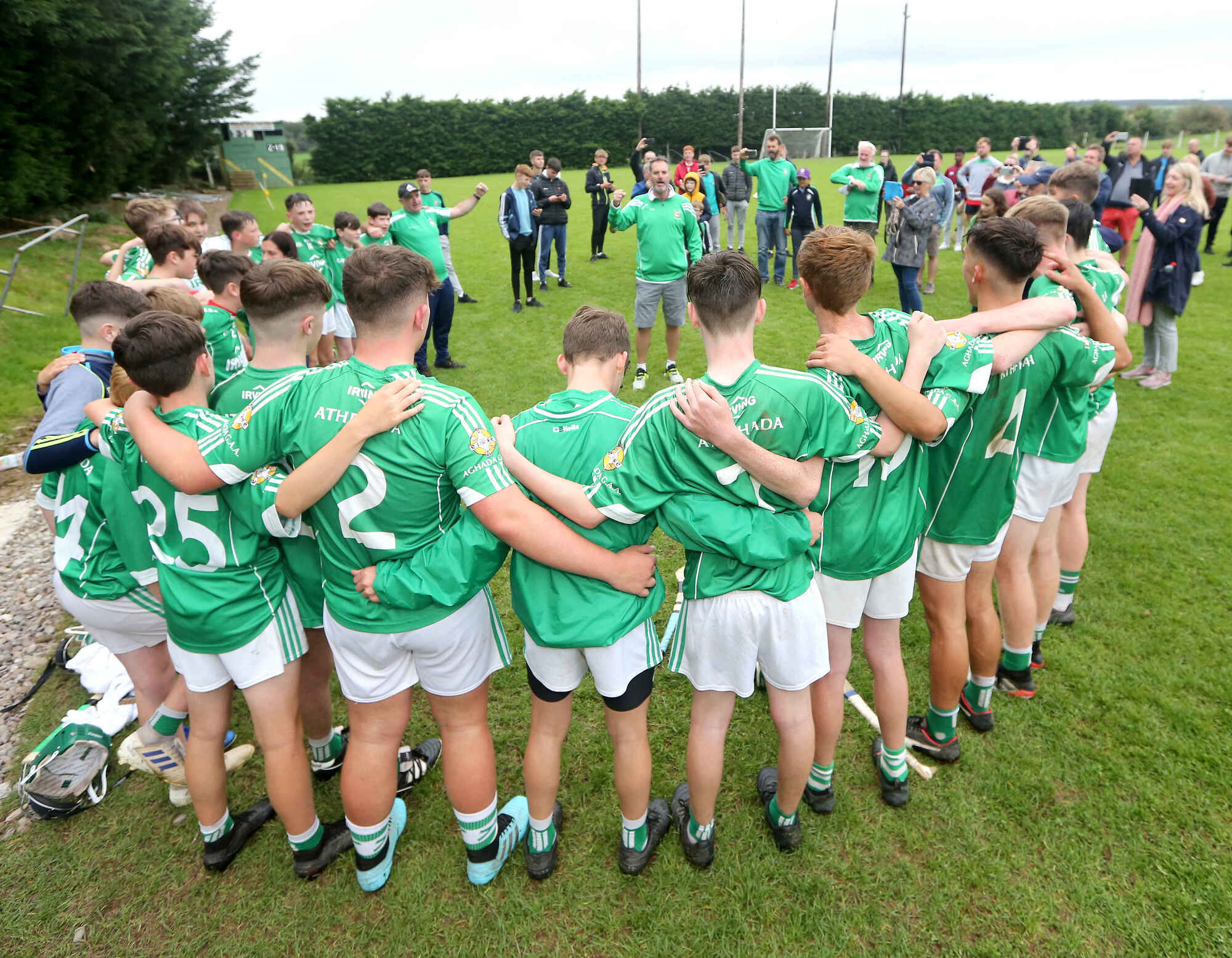 Aghada juveniles ready to play ball as underage section grows - EchoLive.ie