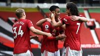 Mason Greenwood scores twice as Manchester United beat Burnley