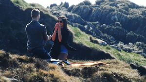 WATCH: Man uses stunning Cork scenery and a drone to create magical wedding proposal