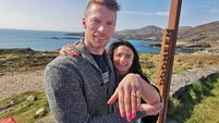 'We're so happy to have a beautiful story to share': Cork couple on their unique engagement