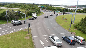 Cork Traffic: Collision at busy Cork interchange leading to delays