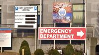 Almost 50 admitted patients waiting for beds at Cork hospitals today