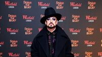 Boy George launches casting search for biopic