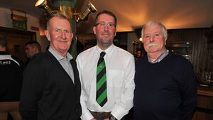 Pat Quirke has been a tremendous Mayfield United stalwart