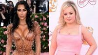 Kim Kardashian 'freaking out' after Irish actress Nicola Coughlan mentions her in tweet