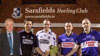Eddie O'Connell made a lasting impact on Sars hurling and Cork racing