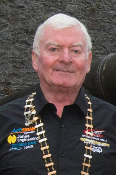 Kevin O'Riordan was truly gifted in mechanical matters and was a former president of the Munster Car Club. Picture: Martin Walsh.