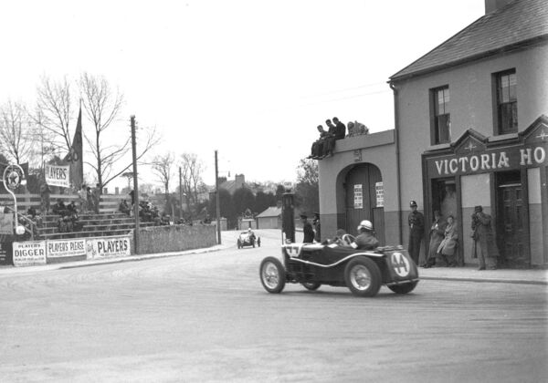 The 1938 Cork Grand Prix took place on April 23