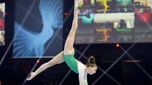 Gymnastics: Slevin and Steele deliver as Ireland's first European all-around finalists