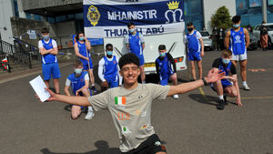Cork student embarks on 200km ultra run to raise funds for Irish Cancer Society