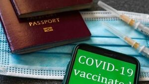 Covid passports backed by European Parliament
