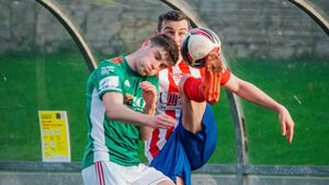 Pressure is cranking up on Cork City as they head to Bray