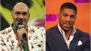 Tyson Fury confident he can take out Anthony Joshua inside three rounds