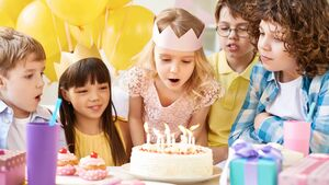 Diabetes and kids' parties: You can have your cake and eat it