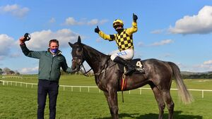 Paul Townend delivers his 100th win to seal Champion Jockey crown again