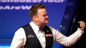 Shaun Murphy draws level with Kyren Wilson to set up grandstand finish