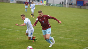 Cobh manager Stuart Ashton feels the 4-0 defeat to Galway was an unfair reflection of the game