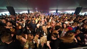Thousands flock to pilot music festival in Liverpool