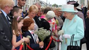 Northern Ireland centenary a time to reflect on reconciliation, says Queen Elizabeth