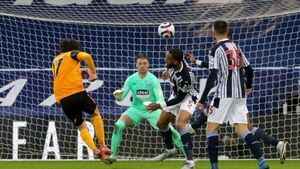 West Brom slip closer to Premier League relegation following Wolves draw