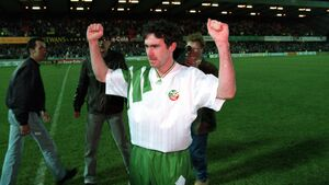 Irish soccer star Alan McLoughlin dies, aged 54