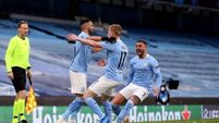 Guardiola hails 'huge victory' as Manchester City reach Champions League final
