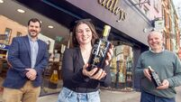 Milestone for Kinsale Gin as 100,000 bottle sold