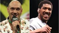 Tyson Fury believes he will give Anthony Joshua 'a good hiding'
