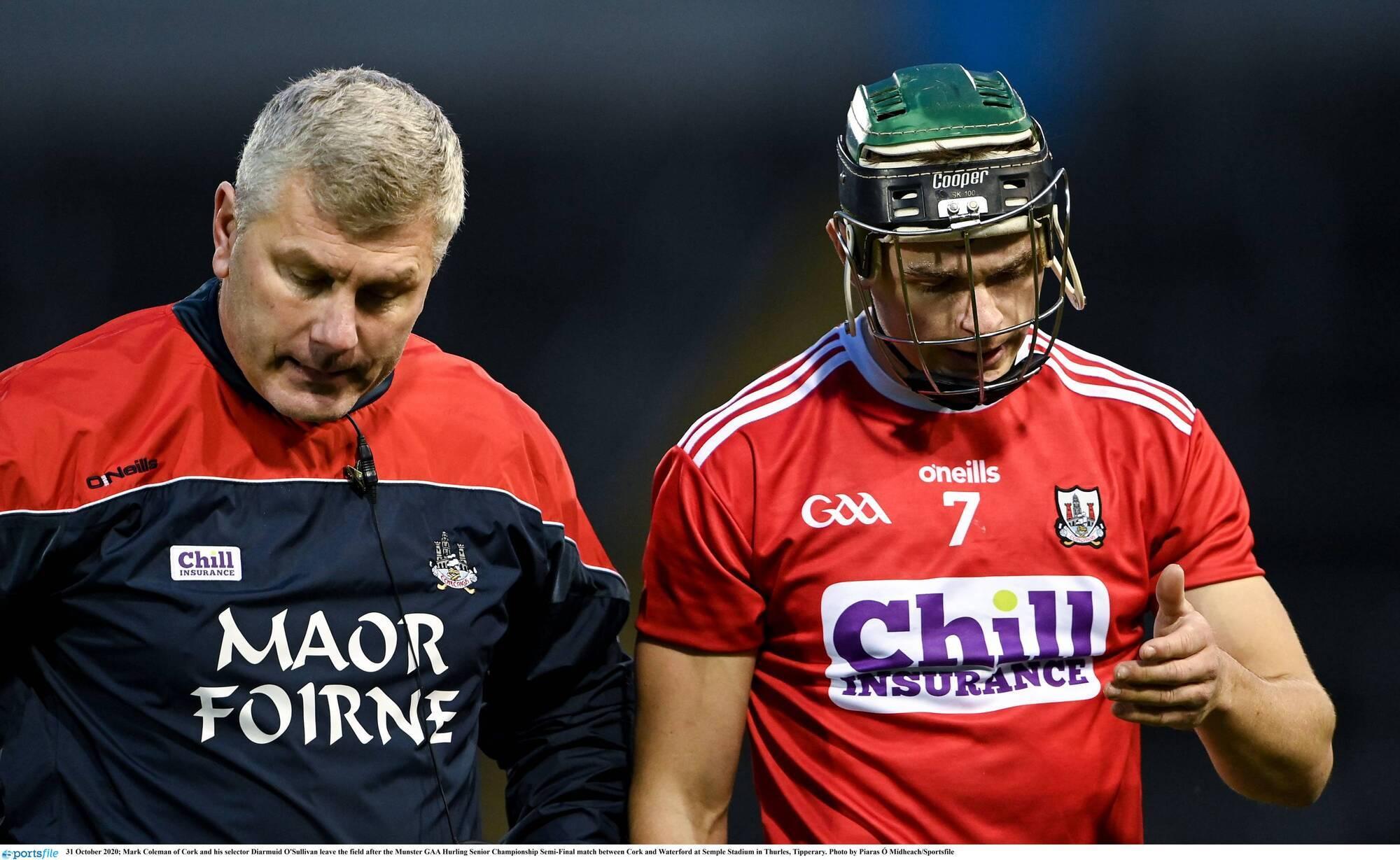 Diarmuid O'Sullivan impressed with panel since return to training