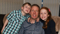 Cork father of two calls for awareness of cancer that claimed his wife